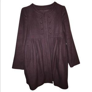 Tara Jarmon purple coat